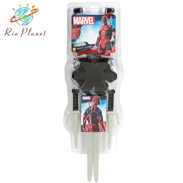 デッドプール おもちゃ グッズ 刀 コスプレ ハロウィン 衣装 仮装 デッドプール2 Deadpool