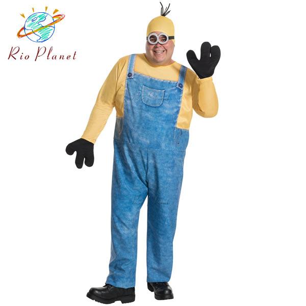 ミニオン コスプレ ミニオンズ 大きいサイズ 大人 ハロウィン ケビン コスチューム 仮装 Minions