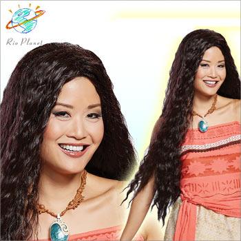 モアナと伝説の海 ウィッグ 衣装 コスチューム コスプレ 仮装 大人 ハロウィン Moana