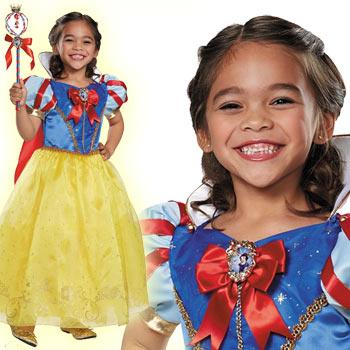 白雪姫 コスチューム コスプレ 子供 子供用 ドレス 衣装 キッズ ハロウィン SNOW WHITE