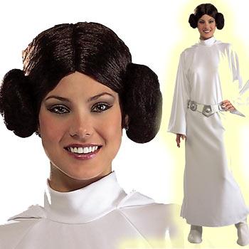 スターウォーズ コスチューム レイア コスプレ 大人 衣装 レイア姫 ハンソロ ハロウィン Star Wars