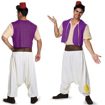アラジン コスプレ コスチューム 衣装 仮装 大人 アラビア ハロウィン ディズニー Aladdin