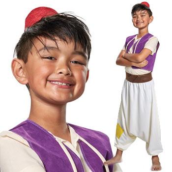アラジン コスプレ コスチューム 衣装 仮装 キッズ 子供 ハロウィン ディズニー Aladdin
