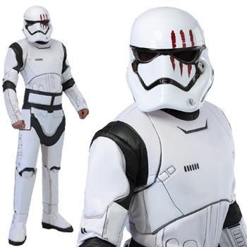 スターウォーズ コスチューム ストームトルーパー フィン コスプレ 大人 衣装 仮装 ハロウィン Star Wars