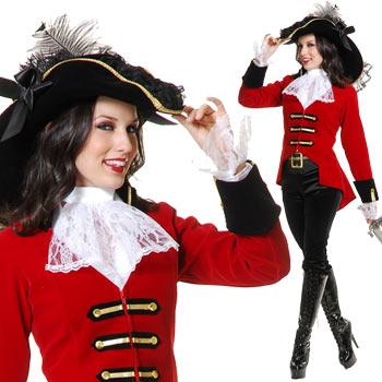 キャプテン・フック コスプレ フック 船長 海賊 衣装 コスチューム 仮装 ピーターパン 大きいサイズ CAPTAIN HOOK