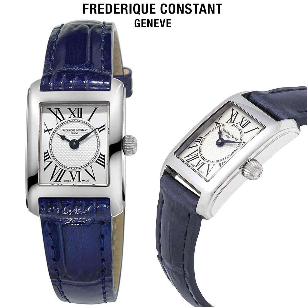 腕時計 フレデリックコンスタント Constant 時計 Frederique ブランド おしゃれ レディース カレ