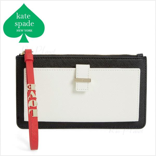 ケイトスペード リストレット 財布 長財布 ポーチ iPhone ケースkate spade