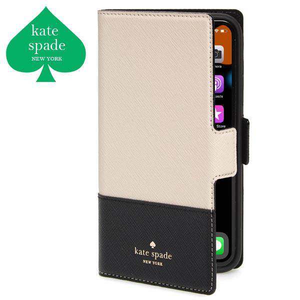 ケイトスペード iPhone 手帳型 X XS ケース ブランド iphoneケース アイフォンケース スマホケース 携帯 Kate Spade