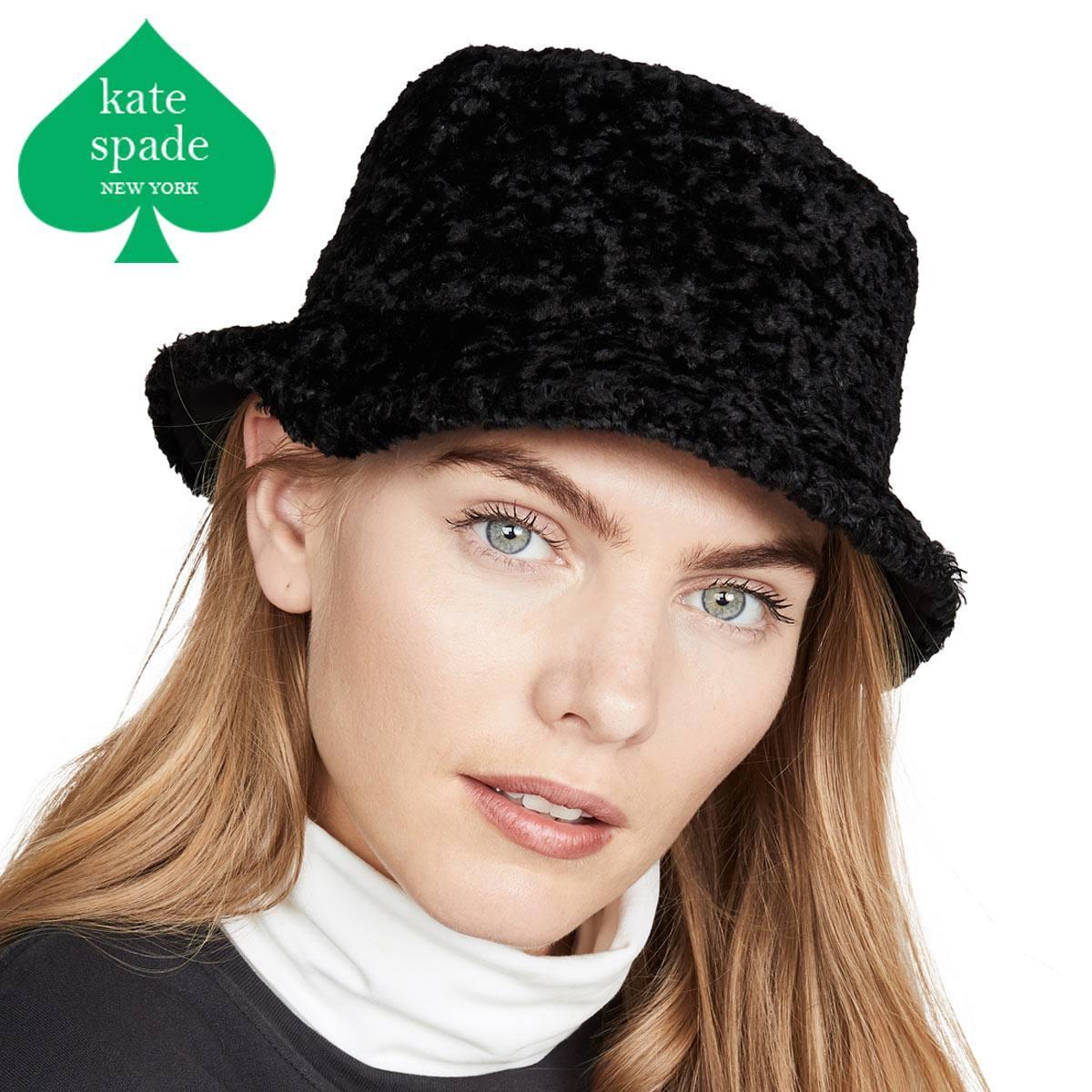 ケイトスペード バケットハット ブランド レディース 帽子 かわいい おしゃれ KATE SPADE NEW YORK