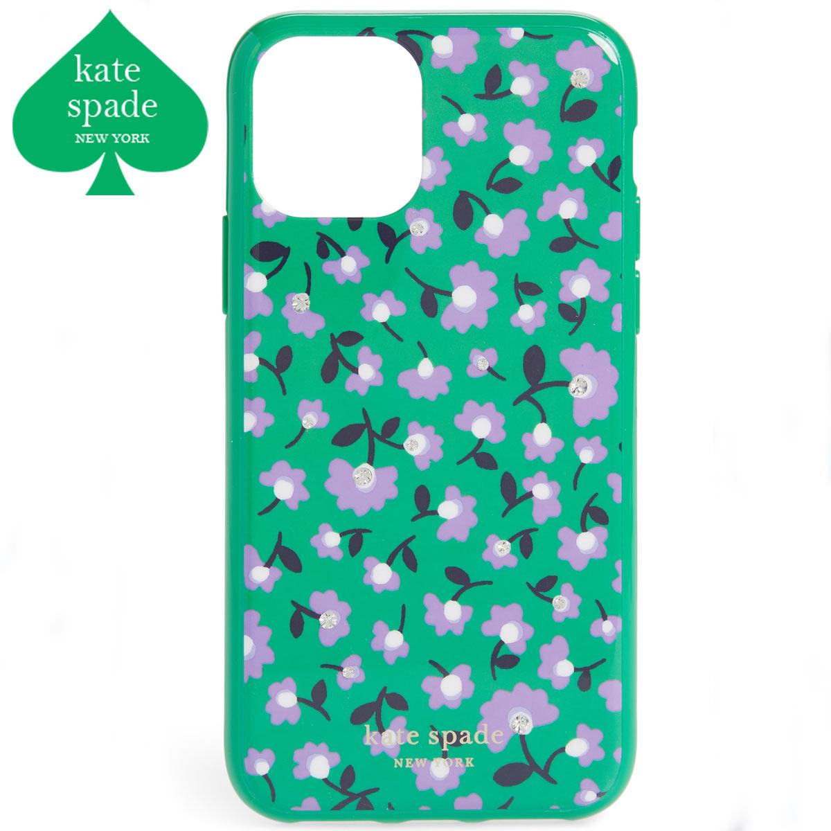 ケイトスペード アイフォンケース 11 iphone11 iphone11ケース スマホケース 花柄 レディース ブランド KATE SPADE NEW YORK