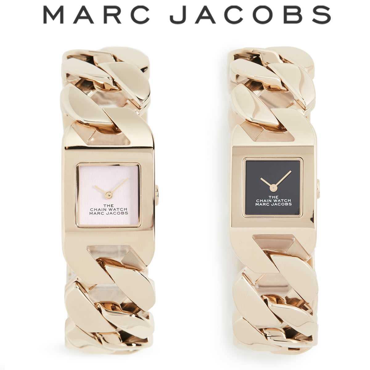 The Jacobs 時計 おしゃれ 腕時計 ブランド レディース Marc マークジェイコブス
