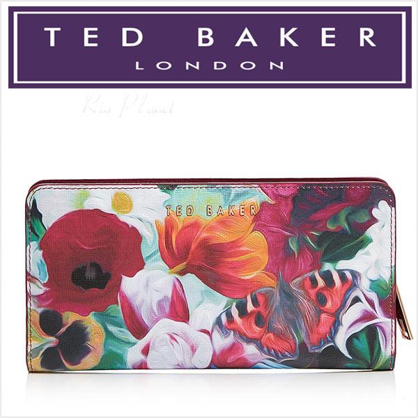 テッドベーカー 財布 レディース テッドベイカー 長財布 TED BAKER かわいい