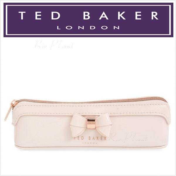 テッドベーカー コスメポーチ 化粧ポーチ ブランド テッドベイカー TED BAKER 機能的 使いやすい ブラシ ペンケース おしゃれ ポーチ