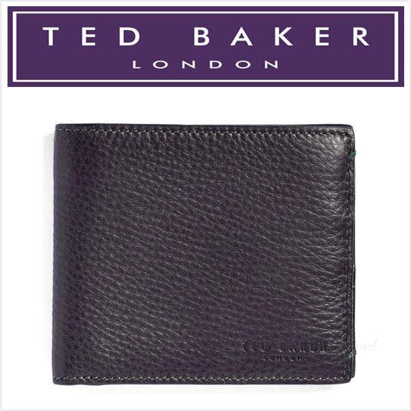 テッドベイカー 財布 メンズ 男性用 2つ折り財布 TED BAKER