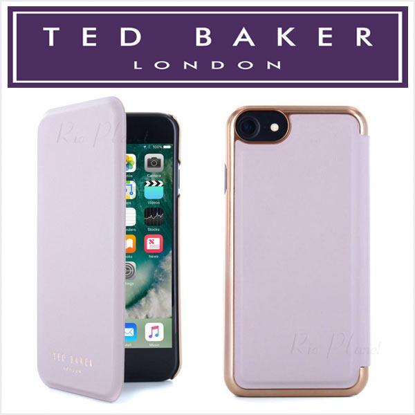 テッドベーカー テッドベイカー iphone ケース 手帳型 iphone7 iphone8 iphone6 アイフォン7 アイフォンケース TED BAKER