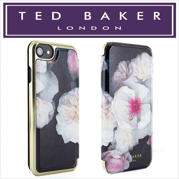 テッドベーカー テッドベイカー iphone ケース 手帳型 iphone7plus iphone8 iphone6 iphone7 プラス TED BAKER