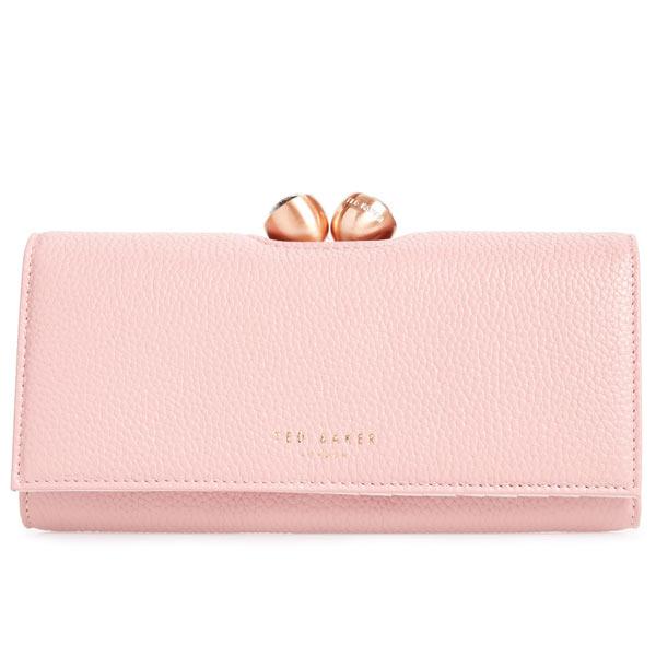 テッドベーカー テッドベイカー 財布 長財布 レディース がま口 二つ折り 小銭が見やすい ブランド TED BAKER