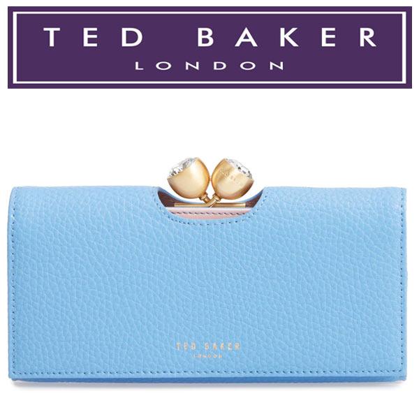 テッドベーカー 財布 がま口 長財布 二つ折り レディース ブランド 人気 通販 Ted Baker
