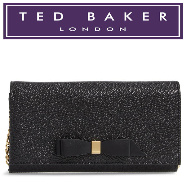 テッドベーカー 財布 バッグ リボン 長財布 ショルダー スマホ 入る レディース ブランド Ted Baker