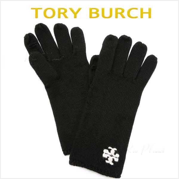 トリーバーチ 手袋 スマートフォン対応 レディース グローブ Tory Burch