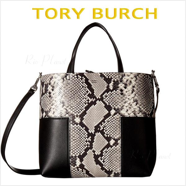トリーバーチ バッグ トートバッグ ショルダー ショルダーバッグ トート クロスボディ レディース TORY BURCH BLOCK-T ブロックT