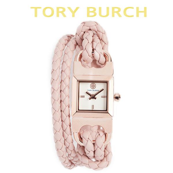 おしゃれ トリーバーチ 時計 ブレスレット Burch ゴールド Tory 腕時計 ジェミニ 革ベルト レディース Gemini ブランド