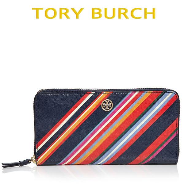 トリーバーチ 財布 長財布 ラウンドファスナー レディース お財布 セール ブランド 大人可愛い Tory Burch ROBINSON ロビンソン