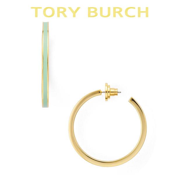 トリーバーチ ピアス アクセサリー フープ フープ おしゃれ カジュアル ブランド Tory Burch