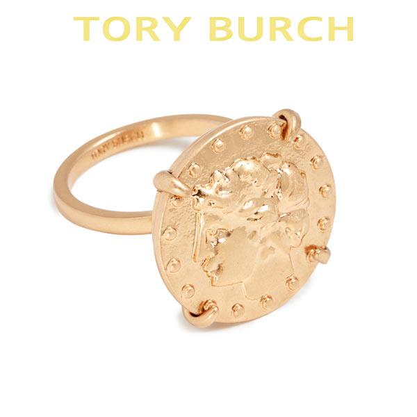 トリーバーチ 指輪 リング アクセサリー レディース おしゃれ ゴールド ブランド Tory Burch
