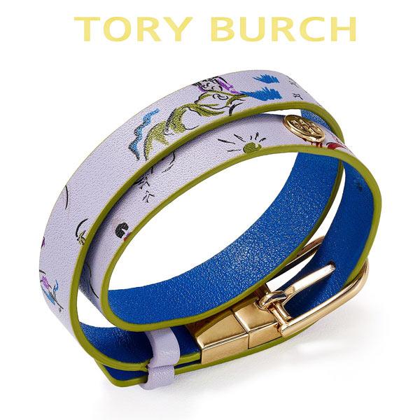 トリーバーチ ブレスレット アクセサリー レディース レザー ブランド ゴールド Tory Burch