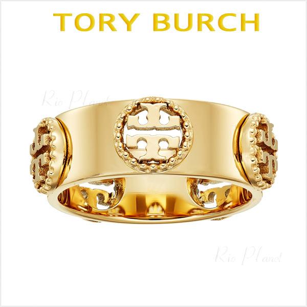 トリーバーチ リング 指輪 レディース ブランド アクセサリー ファッション ジュエリー 新作 人気 女性 プレゼント Tory Burch 正規品