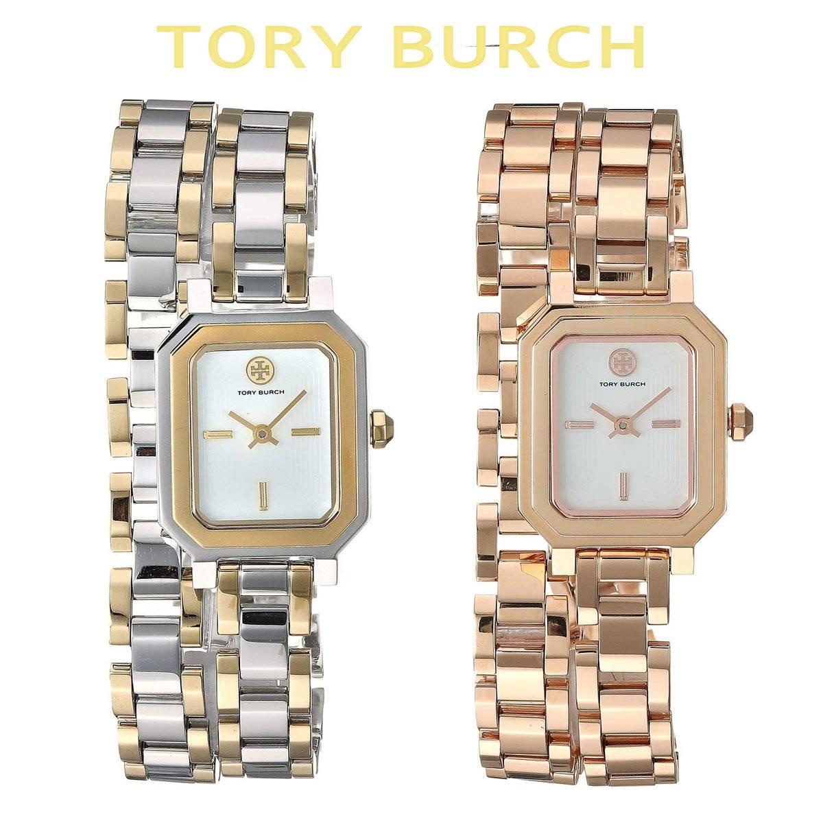 日本メーカー新品 トリーバーチ 時計 腕時計 レディース ブレスレット 直営店 おしゃれ ブランド Tory スクエア Burch