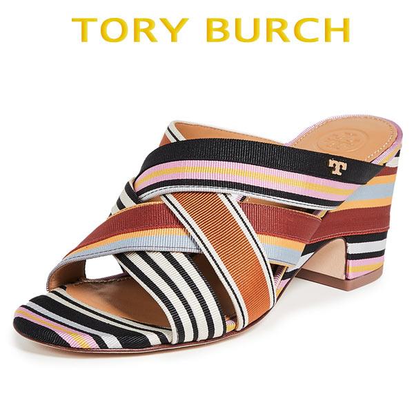 トリーバーチ サンダル ウェッジソール 厚底 靴 シューズ レディース ブランド Tory Burch