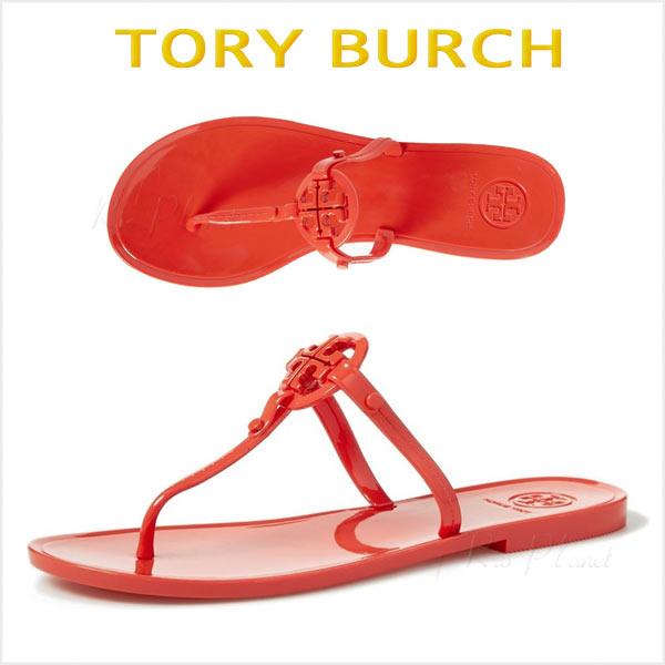 トリーバーチ サンダル トング レディース 歩きやすい 靴  JELLY THONG Tory Burch 正規品