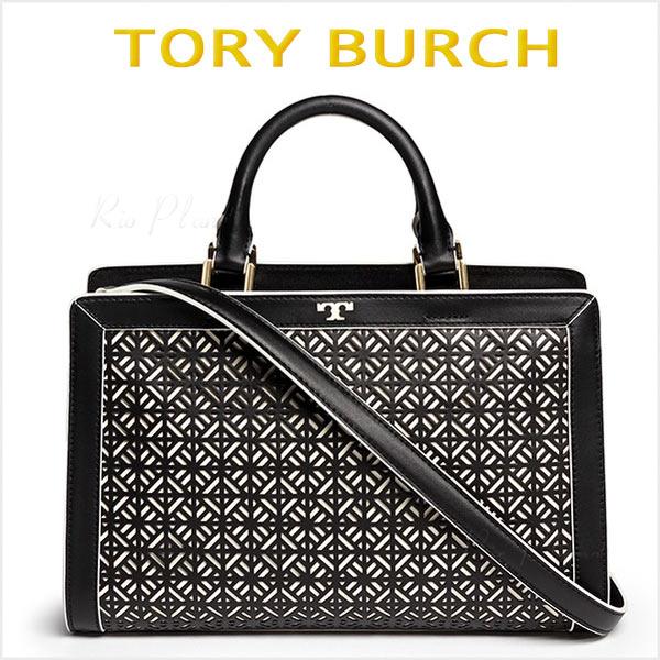 トリーバーチ バッグ ハンドバッグレディース ショルダーバッグ ブランド ファッション 新作 人気 女性 プレゼント Tory Burch 正規品 FRET-T フレットT