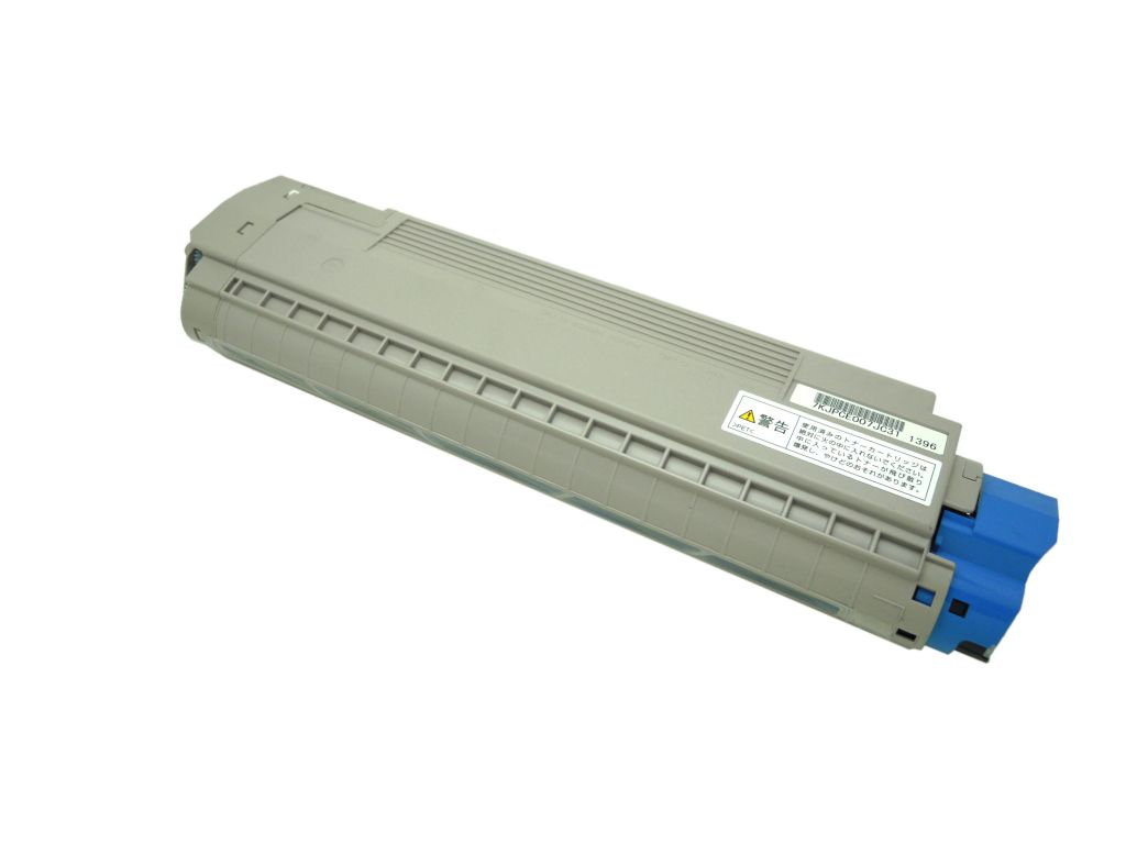 OKI トナーカートリッジTNR-C3FC1 BK(シアン)リサイクルトナー 【送料無料】