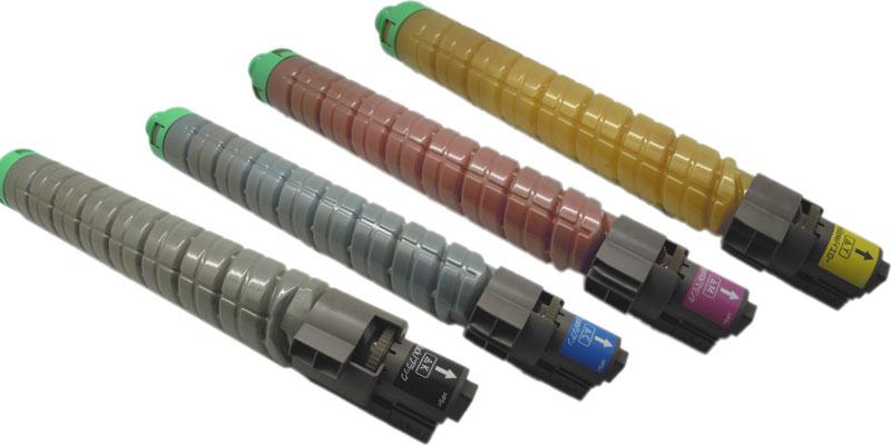 RICOH(リコー)トナーカートリッジC820H4色セットリサイクルトナー【送料無料】【価格は50%以下】