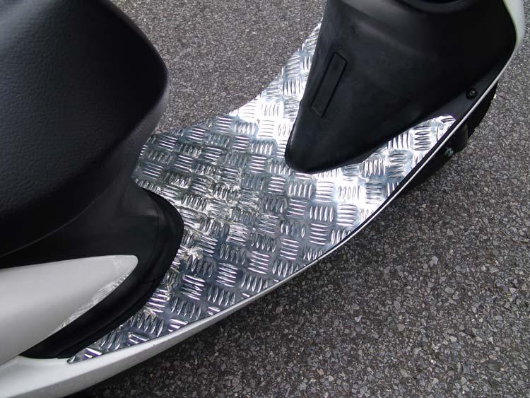 리모콘 슬쩍밀기/ZR에볼루션 SA16J 도금 스텝 매트/보드 파트 야마하