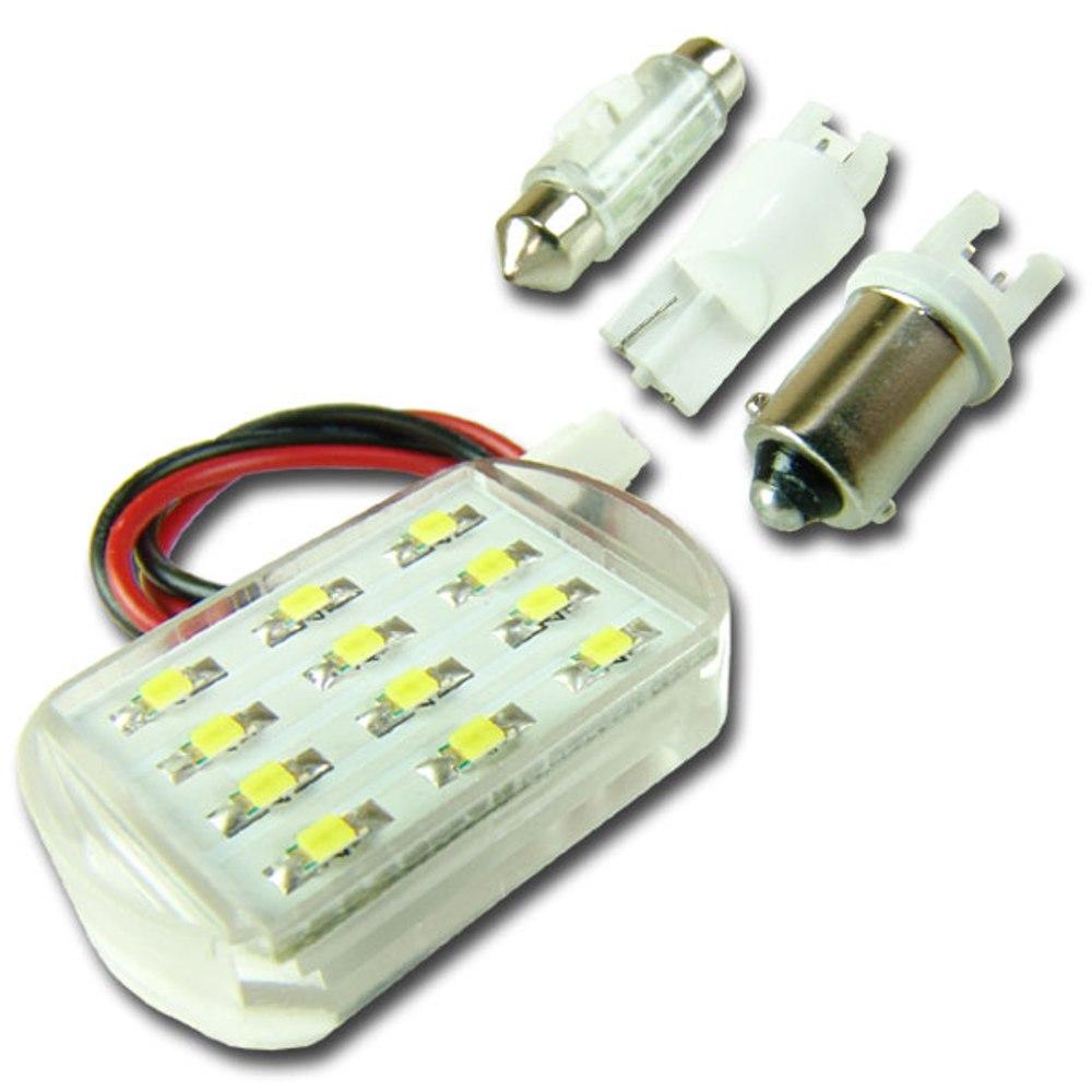 メール便発送OK 12V T10 36mm 商い SMD LED バルブ ルームランプ カスタム ホワイト パーツ 数量限定アウトレット最安価格