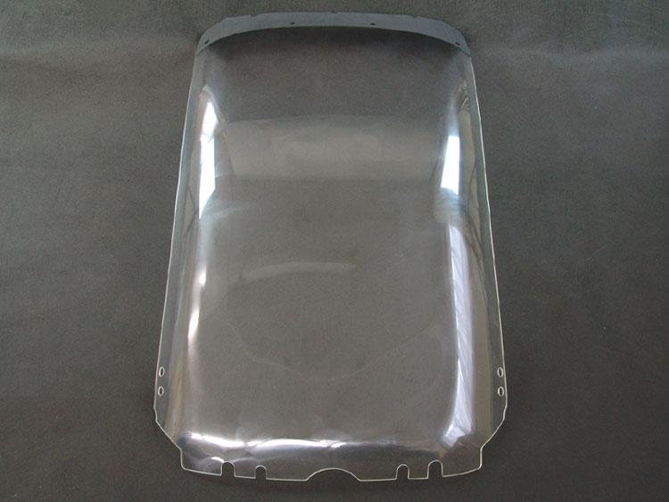 Gyro canopy TA02 OE type wind screen exterior parts Honda GYRO CANOPY