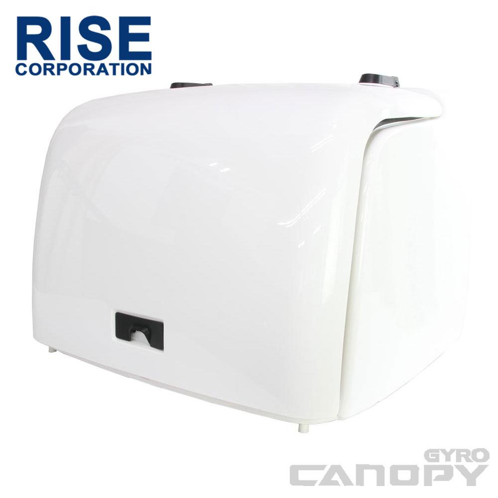 ホンダ ジャイロキャノピー TA02 ワゴンタイプ 純正タイプ デリバリーボックス ホワイト リアボックス HONDA GYRO CANOPY 白 大容量62L
