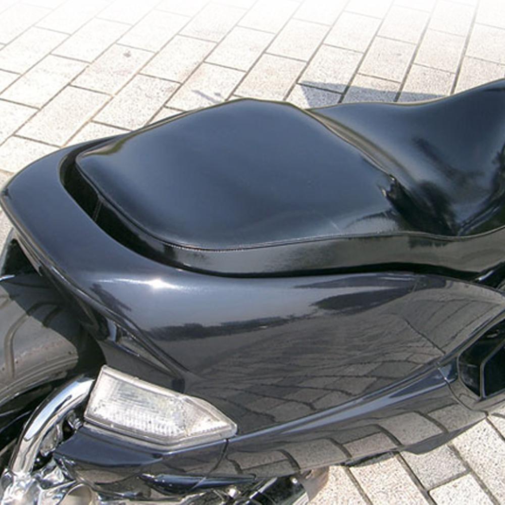 代引き手数料無料! TOPMOST製 マジェスティ 4HC SG01J 白ゲル リア スムースパネル カウル 未塗装 外装 パーツ MAJESTY マジェスティー #