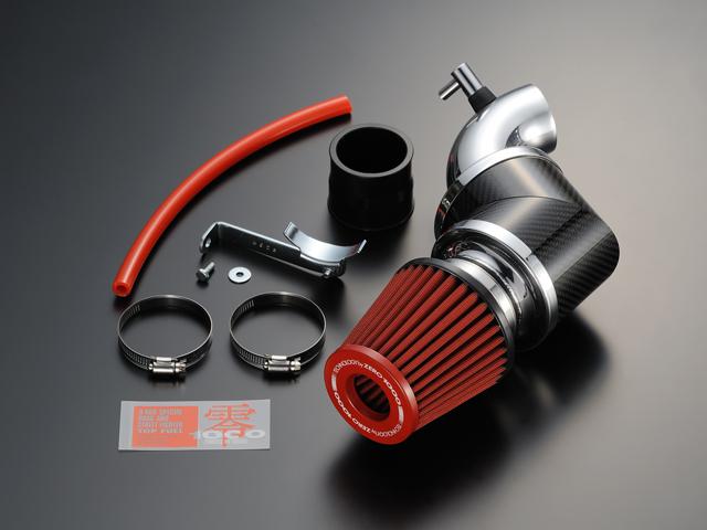 送料区分140サイズ ※代引き不可 ZERO1000 注目ブランド パワーチャンバー ホンダ フィット H14 9~H19 贈物 CVT車 エアクリーナー GD3 L15A GD4 10 インテークキット