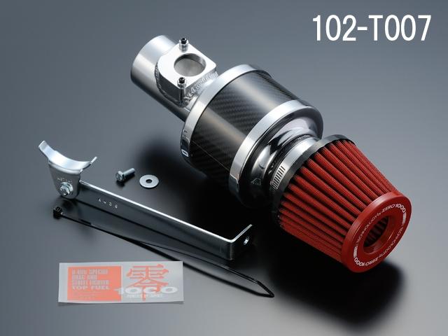 送料区分140サイズ ※代引き不可 SALE開催中 ZERO1000 パワーチャンバー トヨタ ファンカーゴ H11 NCP25 1NZ-FE 7 8~H14 エアクリーナー NCP21 インテークキット 価格