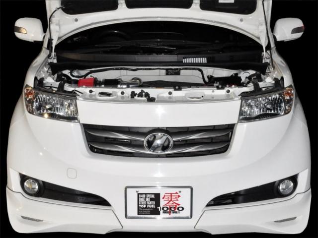 ZERO1000 パワーチャンバー トヨタ bB H17/12~H22/7 DBA-QNC21 3SZ-VE エアクリーナー インテークキット