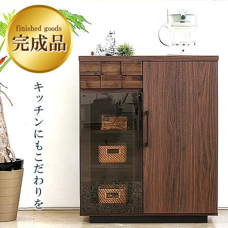 GART キャビネット アンティーク キッチン収納 食器棚 ストッカー 収納 台所 キッチンラック 人気