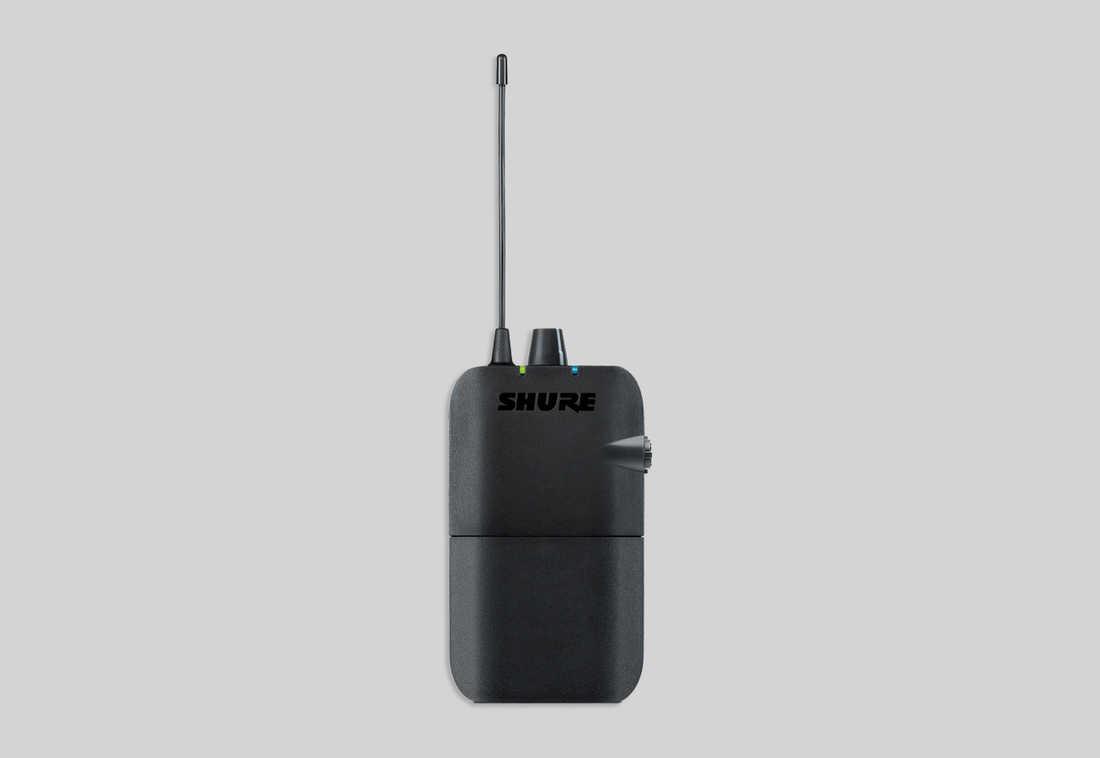 SHURE ( シュアー ) 【PSM300】 P3R ボディーパック型受信機