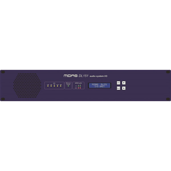 MIDAS オーディオシステム I/O 24アナログインプットステージボックス DL151