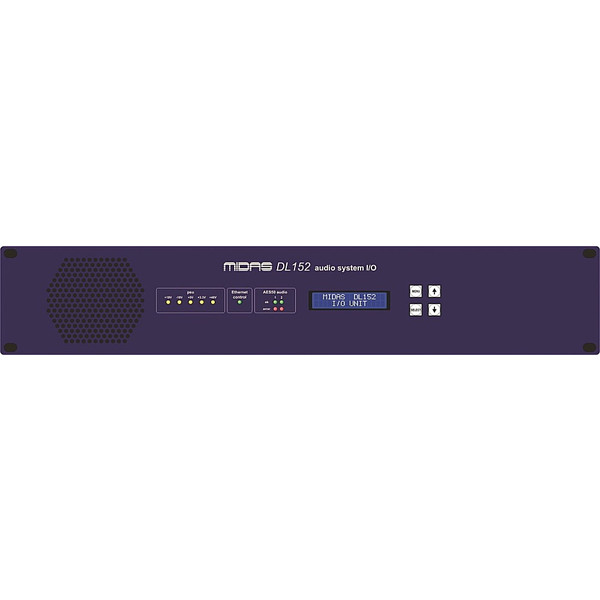 MIDAS オーディオシステム I/O 24アナログアウトプットステージボックス DL152