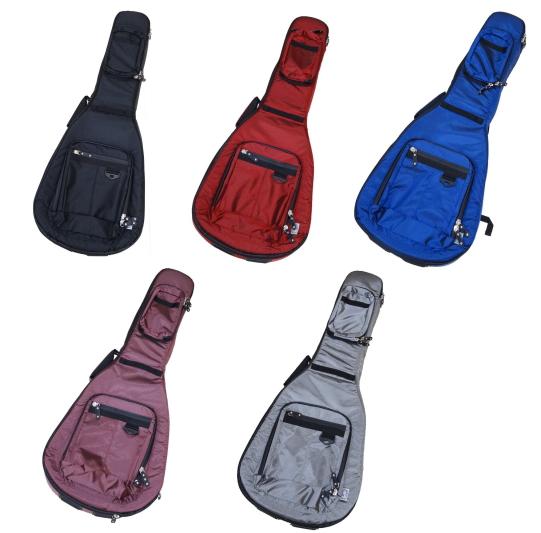 軽量性 防水性に優れたギターケース GID GLGT-D GIG BAG メーカー公式ショップ 蔵 ドレッドノート用 アコースティックギター用ギグバッグ ジッド